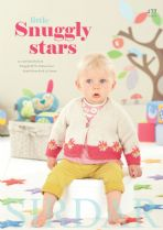 Sirdar Book 477 - Little Snuggly Stars - Sirdar Snuggly Double Knit